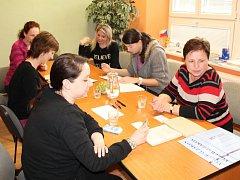 Volební komise v Tvorovicích