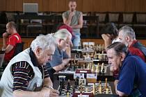 Z šachového turnaje Wisconsin Cup Prostějov 2010