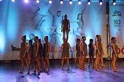 Regionálního kola v Prostějově se zúčastnily stovky tanečníků.
