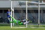 Hampel nedosáhl na Kroupovu penaltu