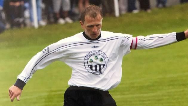 Patrik Müller v dresu Lipové