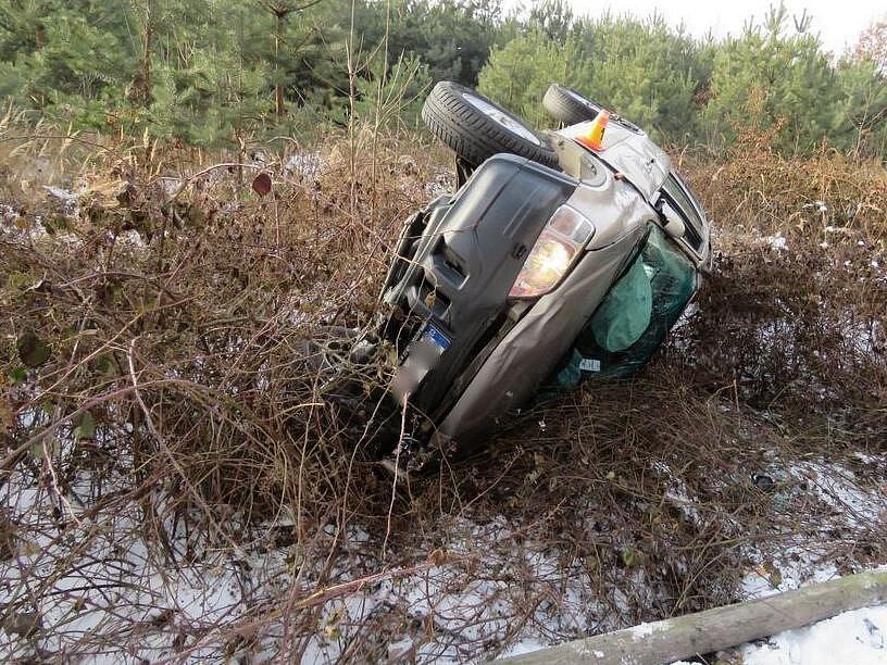 Nehoda hondy mezi Prostějovičkami a Alojzovem