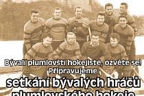 Plumlovští hokejisté zvou na setkání