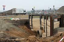 Budování severního obchvatu Prostějova - 15.1. 2020