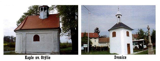 Ozvonici a kapličku svaté Otýlie se bude starat církev. Dohodla se na tom směstem Prostějov