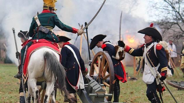 Napoleonská bitva v Čechách pod Kosířem