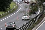 Opravy a dopravní omezení na D46. Ilustrační foto