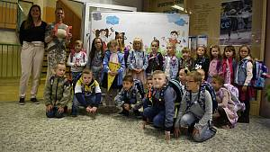 První školní den na Prostějovsku - 1. září 2020