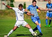Fotbal - připrava - Prostějov - FC Baník OstravaNa fotografii vlevo Milan Baroš