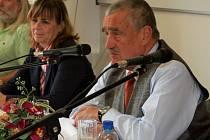 Karel Schwarzenberg diskutoval v Prostějově se studenty