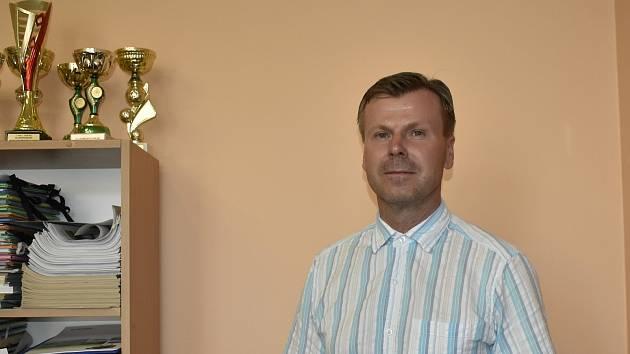 Starosta Klenovic Stanislav Cetkovský