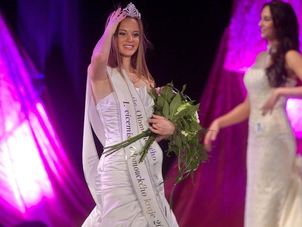 První krajská vicemiss 2012 - dvacetiletá Veronika Jiříčková