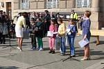 Vyhodnocení soutěže Požární ochrana očima dětí.