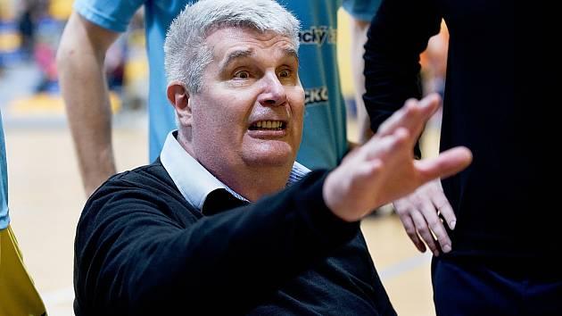 Predrag Benáček, trenér BK Olomoucko