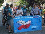 Cykloběh proti drogám v Prostějově