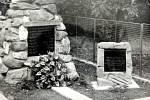 POMNÍK PADLÝM byl postaven v roce 1928, k 10. výročí vzniku republiky. Po 2. světové válce byl doplněn o pamětní desku na památku jejím obětem.