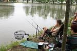 Rybářské závody na Drozdovickém rybníku v Prostějově - 8. 6. 2019, plus vyhlašování výsledků