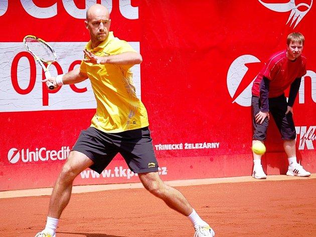 Středa na Czech Open