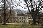 Zámek v Čechách pod Kosířem - období rekonstrukce