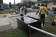 Hasiči z celého okresu se v Soběsukách utkali o vítěze soutěží mužů i žen v požárním útoku.
