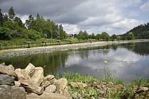 Čertovy rybníky nedaleko Konice na Prostějovsku. 22.6. 2021