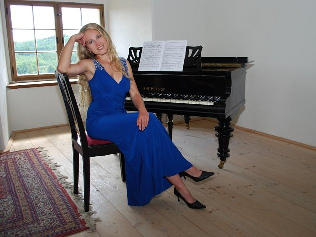 Hudební skladatelka Zuzana Michlerová
