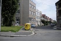 Milíčova ulice v Prostějově