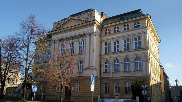 Obchodní akademie Prostějov.