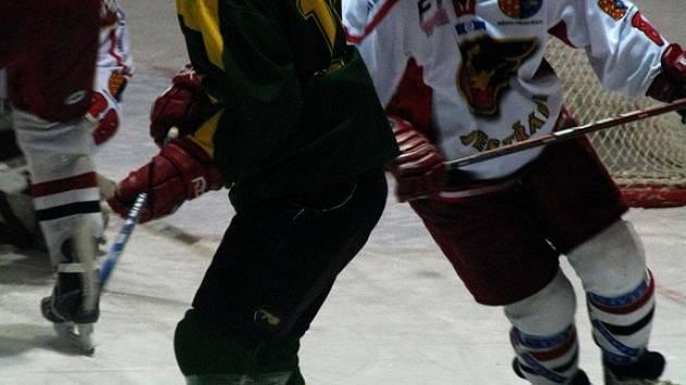 Michal Novák (vpravo)