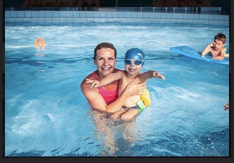 Petra Pohl - instruktorka plavání a nadšená otužilkyně