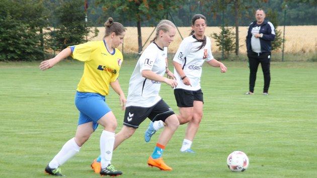 Ženský fotbalový turnaj Hanácká kopačka