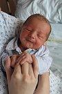 Matyáš Knap, Prostějov, narozen 3. srpna v Prostějově, míra 51 cm, váha 3850 g