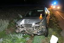 Následky jízdy opilého mladíka Prostějovem