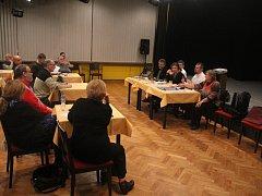 Zástupci magistrátu, architektů či opozice projednávali ve čtvrtek změnu územního plánu.