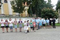 Oslavy v Tištíně