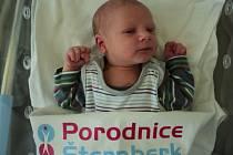 Stanislav Horák, Podlesí, narozen 10. září, míra 50 cm, váha 3460 g