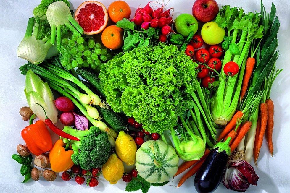 Zelenina. Ilustrační foto