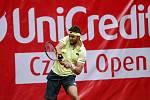 V Prostějově proběhlo finále dvouhry turnaje Czech Open, z vítězství se radoval Jiří Veselý