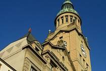 Radniční věž v Prostějově