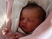 Kateřina Sochorová, Brodek u Prostějova , narozena 24. února, 49 cm, 3350 g