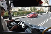 Díky Dnu bez aut mohli lidé jezdit v úterý 22. 9. městskou hromadnou dopravou v Prostějově zdarma