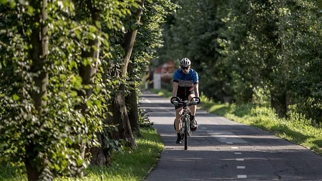 Nová cyklostezka povede z Nové Vsi až ke žďárskému zámku