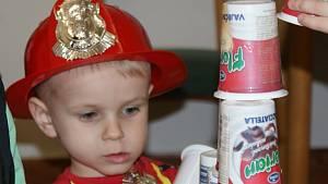 Dětský maškarní karneval v Hamrech