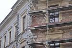 Rekonstrukce budovy Okresního soudu v Prostějově.