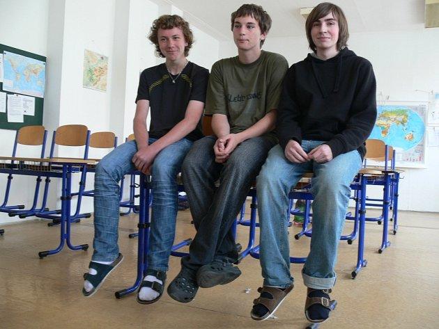 Deváťáci z Nezamyslic zazářili v soutěži Finanční gramotnost