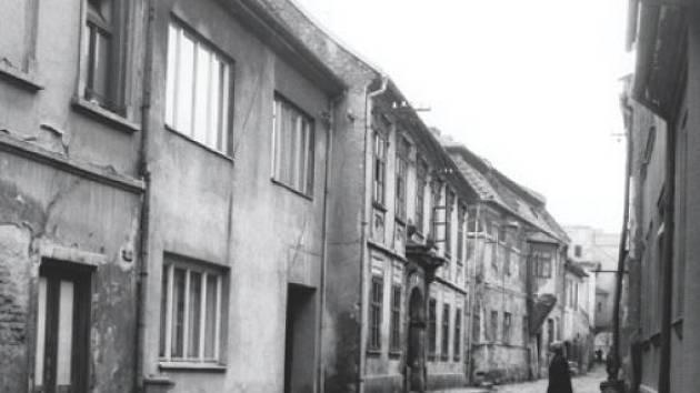 Výstava Zmizelé židovské město. Ilustrační foto