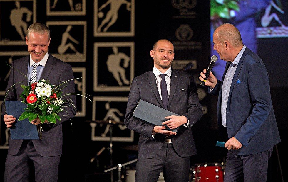 Václav Jílek, Michal Vepřek a Petr Salava.