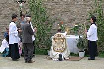 Slavnosti Božího těla v Otaslavicích