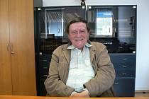 Karel Kotyza získal Cenu města Prostějova 2013 za dlouholetou činnost v oblasti turistiky, pedagogiky a vlastivědy