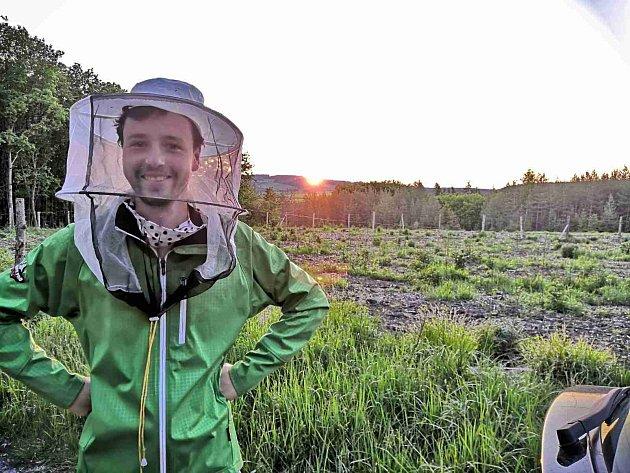 Včelaření.